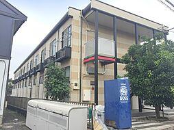 レオパレス シェルガーデン2[1階]の外観