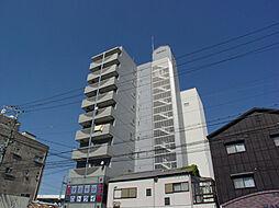 スタシオン[3階]の外観