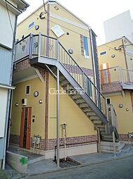 ユナイト横浜セシル・キャンベル[106号室]の外観