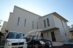 [テラスハウス] 大阪府豊中市柴原町1丁目 の賃貸【/】の外観