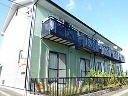 愛知県知立市牛田町原山の賃貸アパートの外観