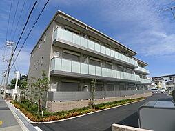 シャーメゾン粟津[3階]の外観