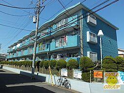 千葉県市川市南行徳3丁目の賃貸マンションの外観
