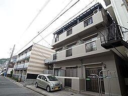 兵庫県神戸市兵庫区大同町2丁目の賃貸マンションの外観