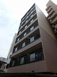 大阪府大阪市福島区吉野3丁目の賃貸マンションの外観