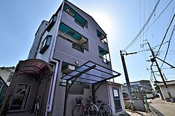 大阪府松原市上田7丁目の賃貸マンションの外観