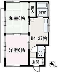 [一戸建] 埼玉県新座市新座2丁目 の賃貸【/】の間取り