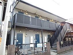 ドミール武蔵小杉[1階]の外観