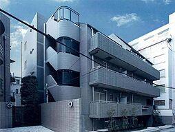 東京都渋谷区東1丁目の賃貸マンションの外観