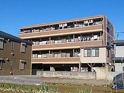 ボヌール金原[3階]の外観