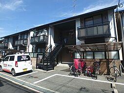 ファミーユ辰巳 D棟[2階]の外観