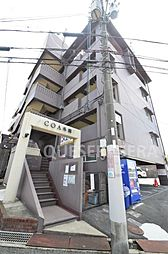 大阪府箕面市外院2丁目の賃貸マンションの外観