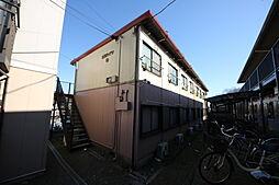 吉野ハイツB[2階]の外観