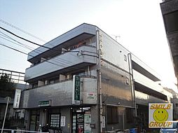 千葉県市川市大和田2丁目の賃貸マンションの外観