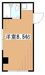 大洋ビル[2階]の間取り