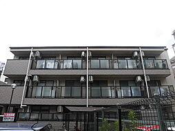 サンフラットTM[1階]の外観