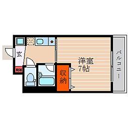 南彦根駅 3.3万円