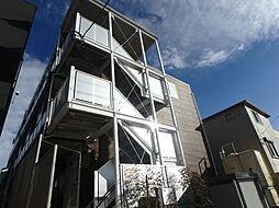 埼玉県川口市戸塚3の賃貸アパートの外観
