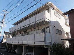 ヒルハウス[2階]の外観
