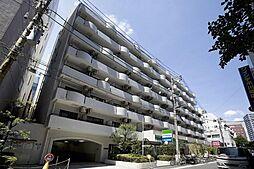 ホワイトガーデン東田[3階]の外観