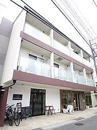 神奈川県鎌倉市由比ガ浜1の賃貸マンションの外観