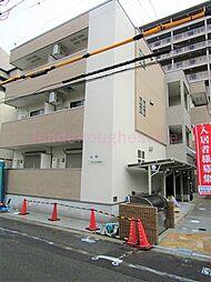 大阪府大阪市阿倍野区丸山通2丁目の賃貸アパートの外観