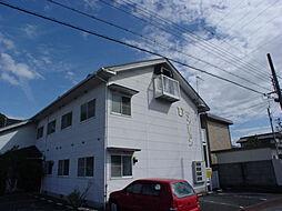 兵庫県姫路市飾西台の賃貸アパートの外観