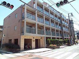東京都豊島区駒込4丁目の賃貸マンションの外観