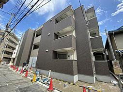 阪急千里線 下新庄駅 徒歩2分の賃貸アパート