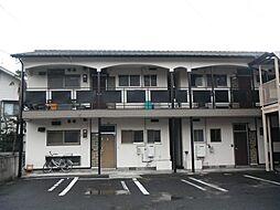 丸政アパート[102号室]の外観