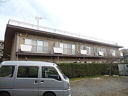 マンション赤坂[1階]の外観