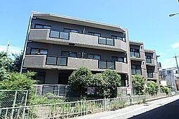 コートビレッジ[2階]の外観