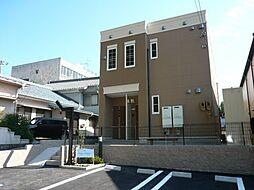 愛知県岡崎市稲熊町字寺下の賃貸アパートの外観
