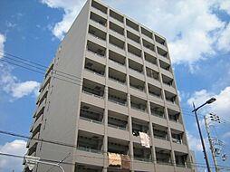 大阪府大阪市西淀川区野里3丁目の賃貸マンションの外観