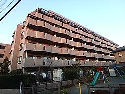 栃木県宇都宮市峰町の賃貸マンションの外観