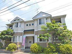 神奈川県横浜市瀬谷区瀬谷1丁目の賃貸アパートの外観
