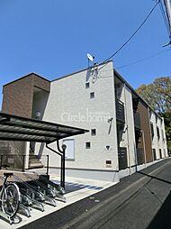 神奈川県横浜市栄区飯島町の賃貸アパートの外観