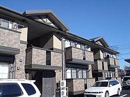 埼玉県さいたま市大宮区三橋1丁目の賃貸アパートの外観
