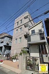 千葉県市川市市川2丁目の賃貸マンションの外観