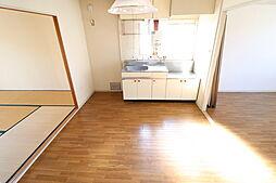 田辺ハイツの居室