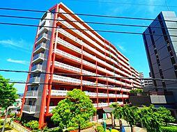 アンピール箱崎東2[6階]の外観