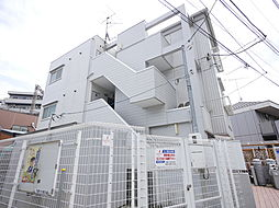 神奈川県座間市緑ケ丘6の賃貸マンションの外観