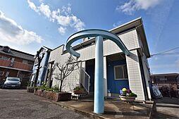 大阪府松原市北新町5丁目の賃貸アパートの外観