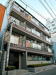 大阪府大阪市北区本庄東1丁目の賃貸マンションの外観