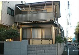 [一戸建] 東京都練馬区富士見台4丁目 の賃貸【/】の外観