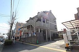 神奈川県川崎市高津区二子5丁目の賃貸マンションの外観