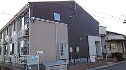 新潟県新潟市北区白新町4丁目の賃貸アパートの外観
