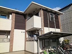JR関西本線 平野駅 徒歩10分の賃貸アパート