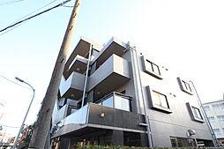 千葉県市川市富浜1丁目の賃貸マンションの外観