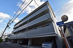大阪府松原市上田7の賃貸マンションの外観